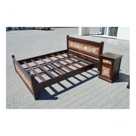 Łóżko ORISA7